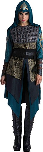 Palamon Women's Assassin's Creed Movie Maria Deluxe Costume, Grey, ()