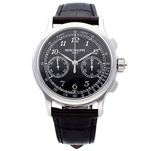 Patek Philippe Grand Complications Mechanical (Hand-Winding) Black Dial Mens Watch 5370P-001 (Certified Pre-Owned)