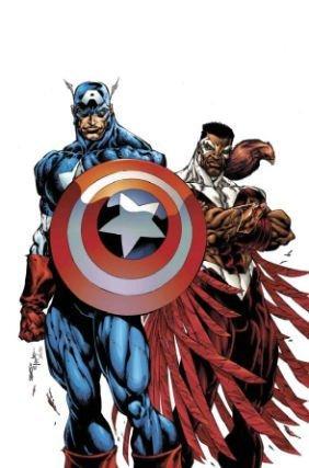 Captain America & The Falcon Vol. 1: Two Americas (Priest Vol 9)