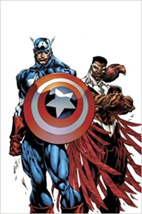 Amazon.com: Captain America & The Falcon Vol. 1: Two ...