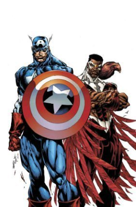 Captain America & The Falcon Volume 1: Two Americas TPB: Two ...
