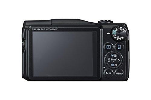 Canon Powershot Sx710 Hs Wi Fi Enabled Black Import