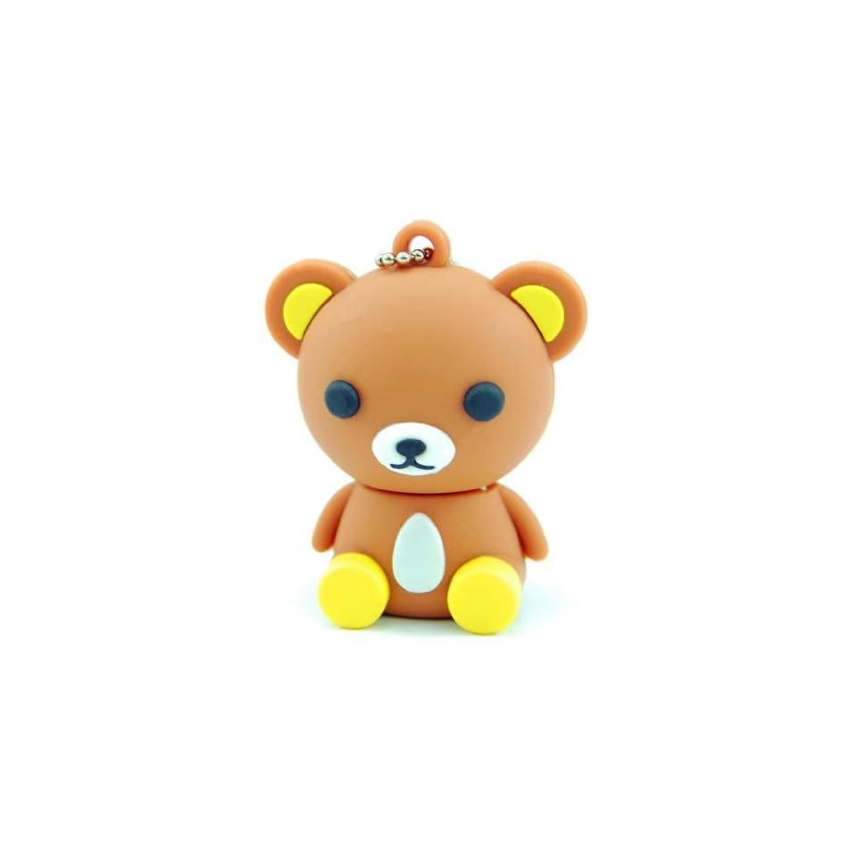 Cartoon Cute High Quality 4gb USB Flash Drive Memory  TBM758