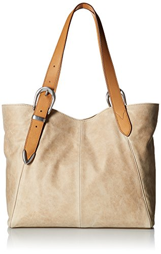 FRYE Jacqui Shoulder Leather Tote Bag