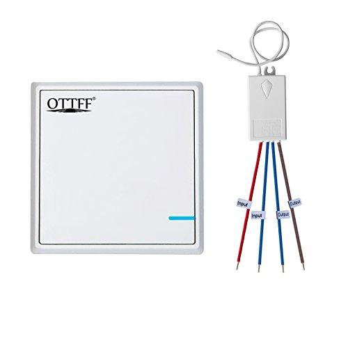 Outdoor Lamp Wiring Kit - 4
