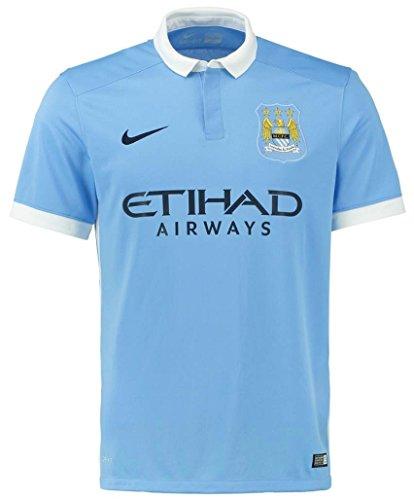 災害混乱させる実行可能NIKE(ナイキ) マンチェスター?シティFC ホームユニフォーム 2015/16 Manchester City FC Home Shirt 2015/16 [並行輸入品]