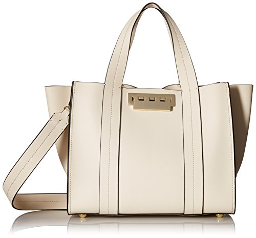 Shopper Zac ZAC Black Iconic Eartha Posen Ivory Small dSqXwpq