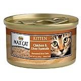 Nutro Max Kitten Can Chicken & Liver 24/3 oz