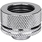 Thermaltake Pacific DIY LCS G1/4 PETG Tube 16mm (5/8) OD Compression Fitting CL-W092-CA00SL-A Silver
