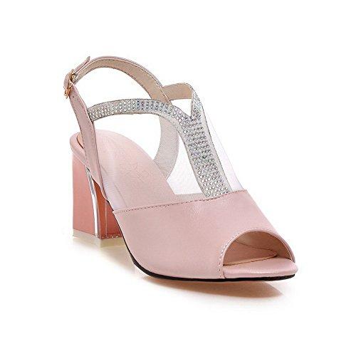 35 Pour Adeesu Rose Femme 5 Slc01525 Eu Sandales IBwqC