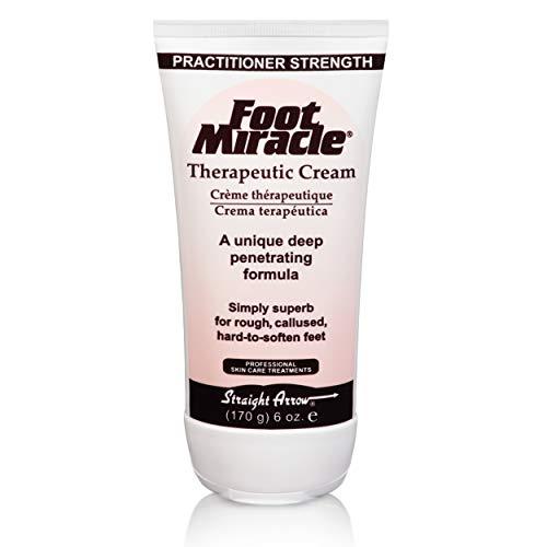 (Foot Miracle Cream, 6oz Tube)