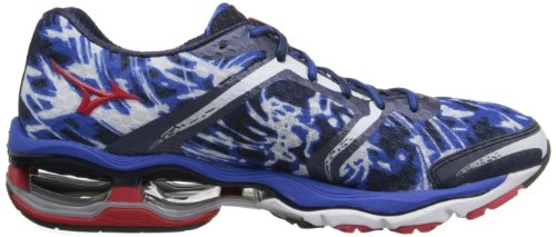 12 Running Mizuno US Shoe Wave D Olympian Chinese Red Creation Blue 15 Mens A4nvxwT4qB