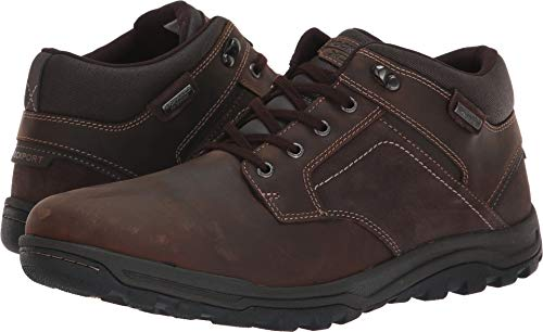 Pictures of Rockport Men's Harlee Chukka Boot brown 9 M US CH2825 1