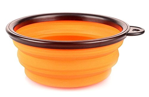Pet Leso Collapsible Portable Orange product image
