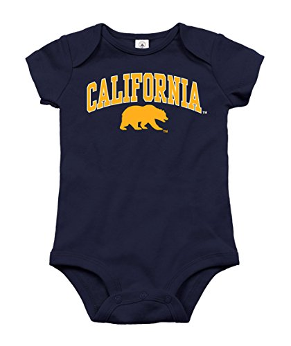 UC Berkeley Gold Bears Onesie-Navy