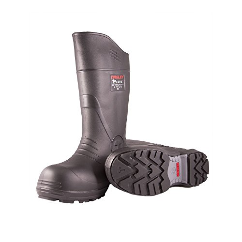 TINGLEY 27251.13 27251 SZ13 Footwear: Boots-Rubber Safety Toe, 13 Black by TINGLEY (Image #1)
