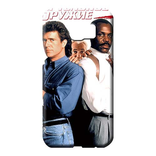 Phone Carrying Shells Style Lethal Weapon 2 Covers Protection Tpye Samsung Galaxy S7 Edge