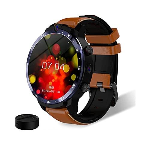 4G GPS WiFi Smart Watch Android 10 LTE Draadloze projectie Gezichts-ID Dubbele camera's 4G 64GB Intelligente polsband…