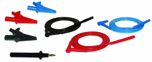 AEMC 2126.73 3-Piece Color-Coded Replacement Lead