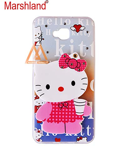official photos a8045 f7830 Stylish Back Cover for ASUS ZENFONE 4 Selfie (ZD553KL) Diamond Stones and  Creative Soft Silicon Rubber 3D Cartoon Hello Kitty Back Cover for Girls ...