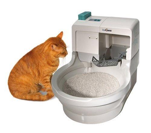 CatGenie Self Washing Self Flushing Cat product image