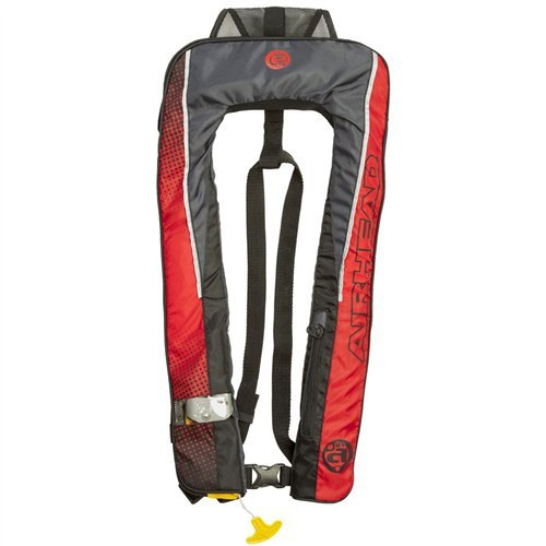- SLIMLINE Advanced Inflatable PFD, Automatic - 24g, (1H), Red