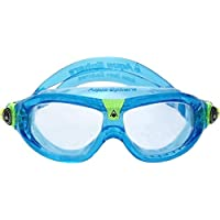 Aqua Sphere Seal Kid 2 Swim Goggle, Aqua/Lime