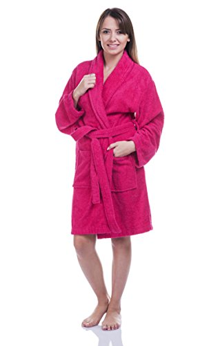 Cottonna Womens Turkish Cotton Bathrobe product image