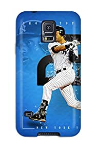Stacey E. Parks's Shop New Style new york yankees MLB Sports & Colleges best Samsung Galaxy S5 cases 5312214K388098698