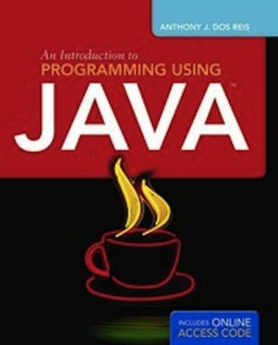 An Introduction to Programming Using Java by Brand: Jones n Bartlett Learning