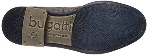 Bugatti R09021G6 Herren Derby Schnürhalbschuhe Braun (braun/beige 604)
