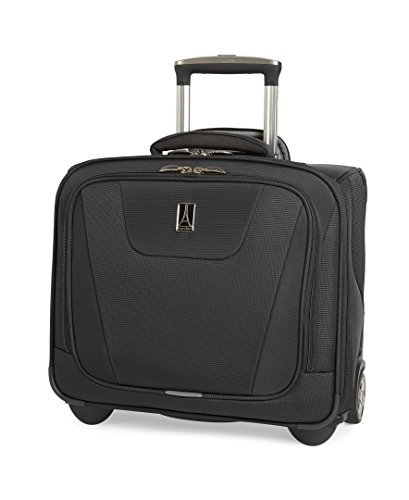 Travelpro Maxlite 4 Rolling Tote, Black (Travelpro Carry On Luggage)