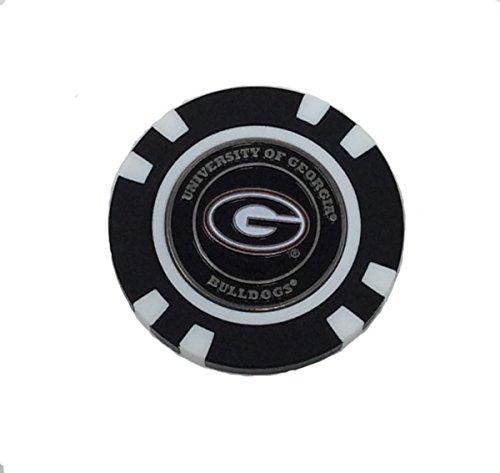 Georgia Chip - Georgia Bulldogs Golf Chip with Marker - Bulk