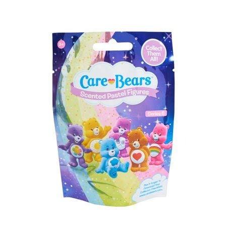 Care Bears Scented Pastel Figures Blind Bag Mystery