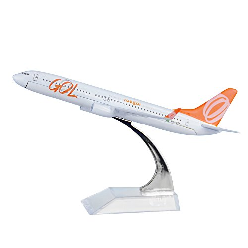 - Brazil GOL Airlines Boeing 737 Decoration Airplane Models