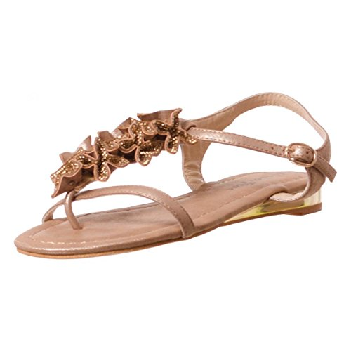 Alma en Pena V17385 donna, pelle liscia, sandali ...