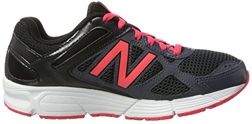 Women's Running New Shoes Red Balance 460v1 Black RqnwzT
