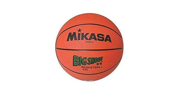 BALÓN MINIBASKET Mikasa B-5 Goma: Amazon.es: Deportes y aire libre