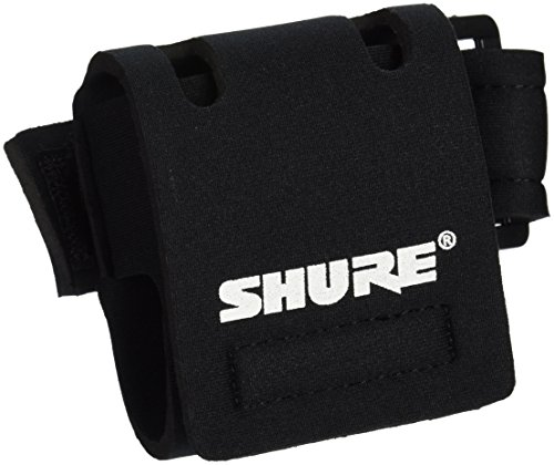 (Shure WA620 Neoprene Bodypack Arm Pouch for Shure Bodypack)