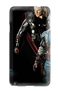 Hot Avengers Awesome High Quality Galaxy Note 3 Case Skin