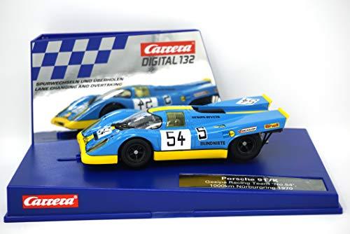 Carrera 30791 Digital 132 Slot Car Racing Vehicle - Porsche 917K Gesipa Racing Team, No.54 - (1:32 Scale) ()