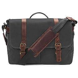Ona Brixton Messenger Bag (Updated 2015) - Black
