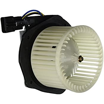 Amazon com: Blower Motor Fan Assembly Replacement for