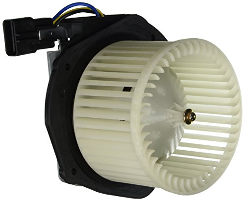 Deville Cadillac Motor Blower (TYC 700108 Cadillac Replacement Blower Assembly)