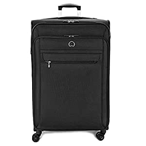 Delsey Paris Air Superlite 29-Inch Spinner Suitcase in Black