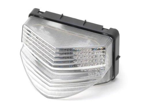 Wotefusi Clair Int/égr/é LED pour Honda CBR 600 F4I Feux 2001-2003