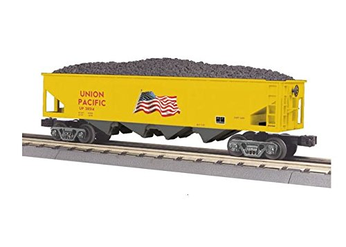 - O-27 Hopper w/Operating Coal Load, UP