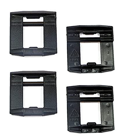 Porter Cable Tool Case Replacement (4 Pack) Latches # 887712-4pk