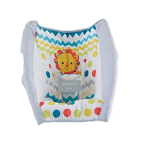 Fisher Price Rock N Play Sleeper Replacement Pad Cushion DYR04 Colorful Carnival PAD