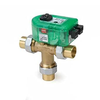 Taco I075c3s 1 Setpoint Electronic Mixing Valve Sweat 3 Way Industrial Pumps Amazon Com Industrial Scientific